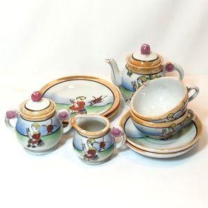 """Tea for Two"" Child's Tea Set"